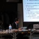 熟成古酒の会2011 熟成古酒の醸造について語る佐藤氏