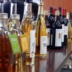 熟成古酒の会2011 利き酒用の熟成古酒 比較のためワインや紹興酒も