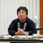 熟成古酒の会2011 濃熟タイプについて語る久慈氏