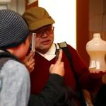 熟成古酒ルネッサンス2012 ご持参いただいた熟成古酒で来場者間の交流も
